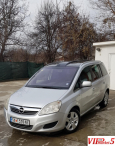 Opel Zafira 1.7 CDTi Eco Flex panorama view