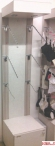 Izlozbeni stalazi,Metalni zakacalki, Reklami
