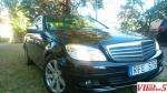 Mercedes C200 CDI 2007. 190,257 km realni