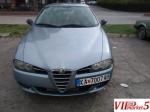 Alfa romeo 156 1.9 jtd 2004 reg+zelen karton