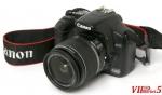Se prodava Canon 450D