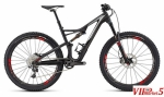 2016 Specialized S-Works Stumpjumper FSR 650B Mountain Bike