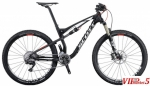 2016 Scott Spark 710 Mountain Bike