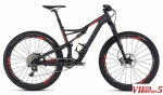 2016 Specialized S-Works Camber 650B Mountain Bike