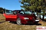 Се продава Alfa Romeo 147 Hatchback, 1.9 JTD, 88 KW (115 HP),  2001 година, со дизел мотор.