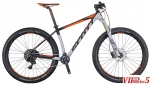 2016 Scott Scale 710 Plus MTB - GOJAMESSPORT