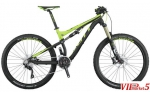 2015 Scott Genius 740 MTB - GOJAMESSPORT