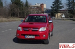 TOYOTA HILUX 2.5 D-4D STYLE