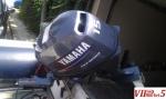 GLISER MOTOR- Yamaha 15hp 4 stroke outboard