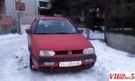 VW Golf3 se prodava