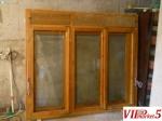 Прозор дрвен 3 крилен