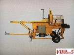 машина за сечење и цепење дрва