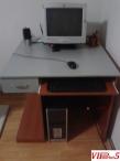 kompjuter + biro za kompjuter